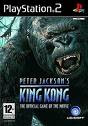 king kong the official game of the movie (cheat and walkthoughs for ps2)