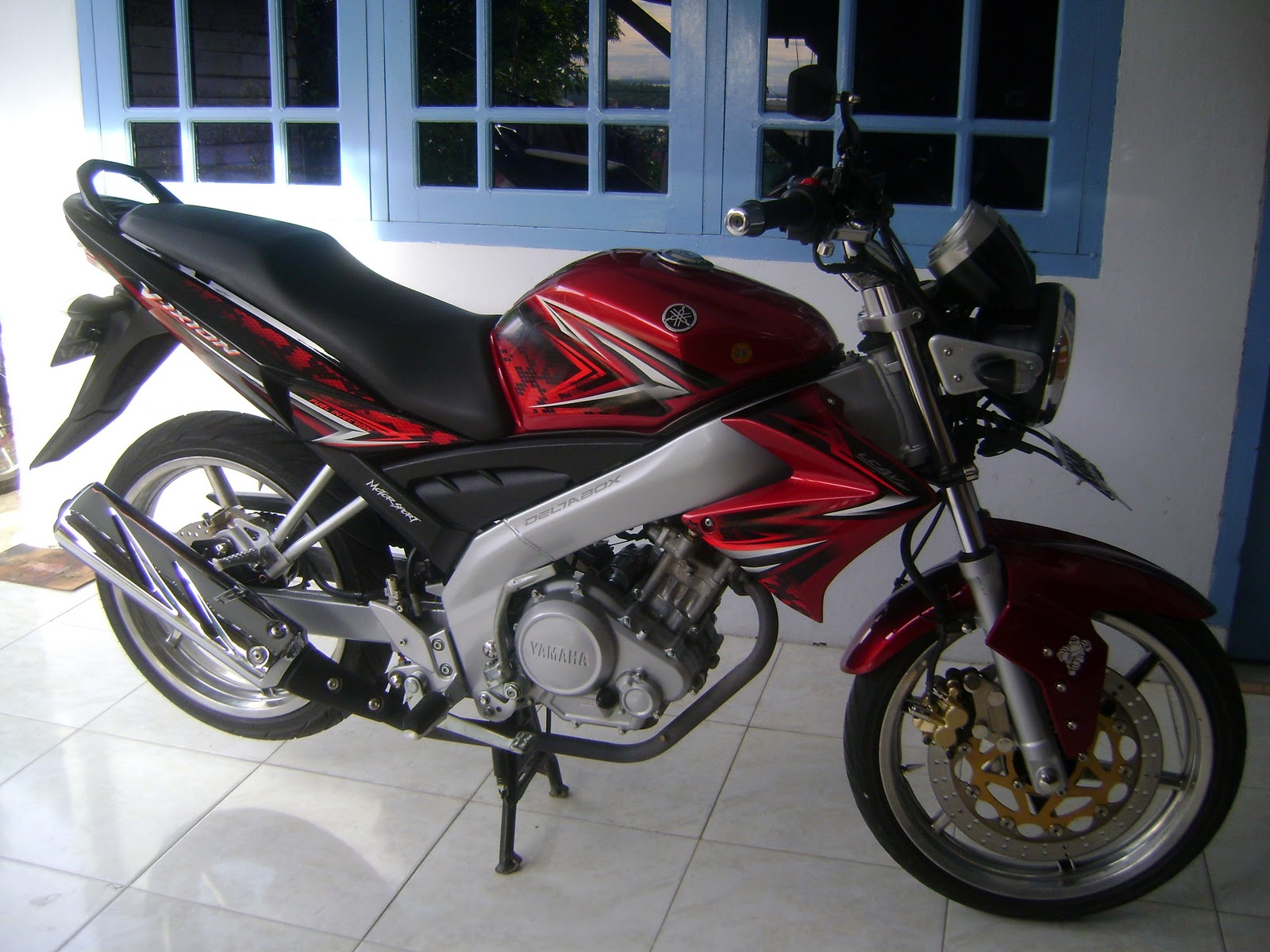 Modif Motor Yamaha King