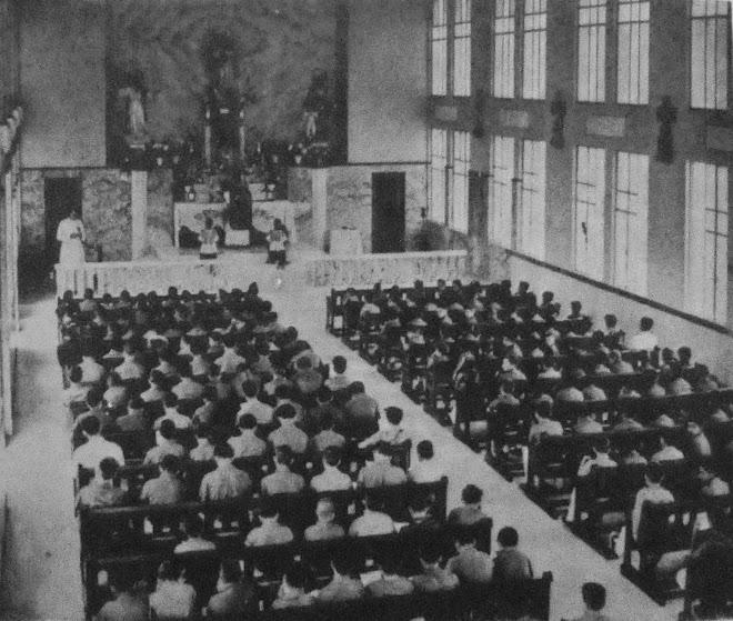 Capilla Colegio Maristas de Holguin