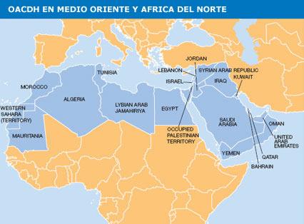 Revolución en el Norte de África [Megapost]