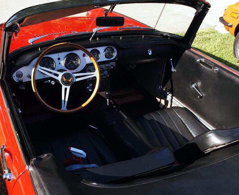 YOUR OLD CAR: Honda S600 first sporty automobile 1965