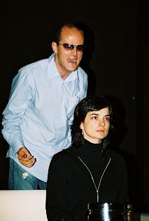 Fotografía Compañía LupanArt. Carlos Galindos y Olga Goded en escena. Obra LA BALSA DE MEDUSA