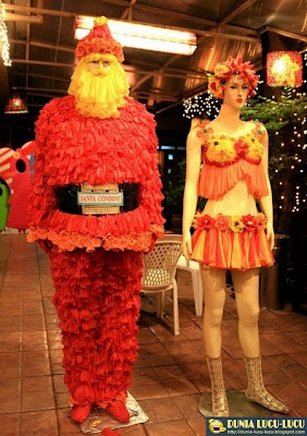 Gambar Lucu Sinterklas Kondom