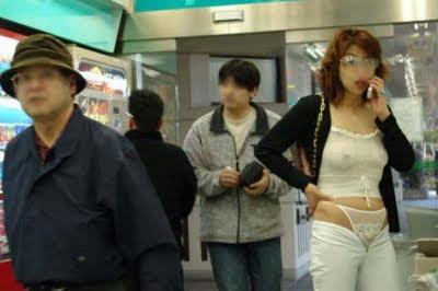 Model Pakaian Jepang Paling Gila