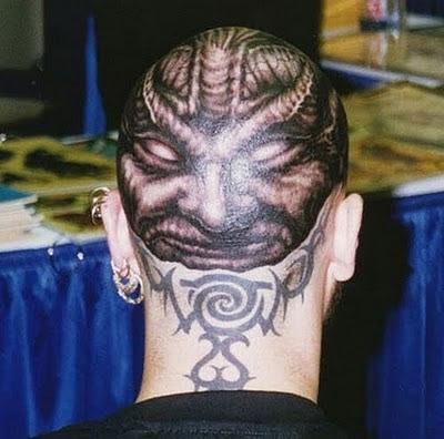 Tattoo Kepala (Album 1)