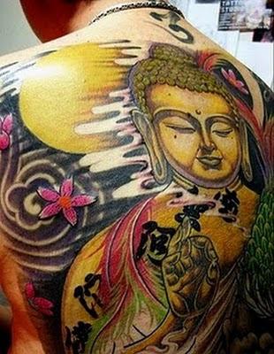 Tattoo Buddha