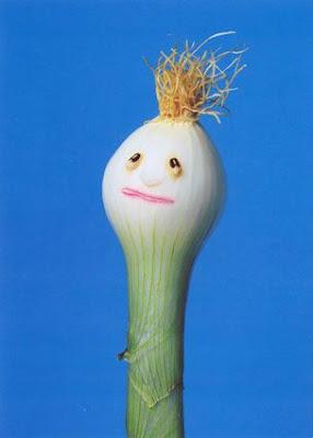 Gambar Lucu - Buah dan Sayuran