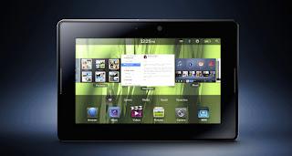 Menurut rencana Blackberry Playbook akan direlease awal tahun 2011.