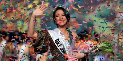 Nadine Alexandra Dewi Ames Puteri Indonesia 2010