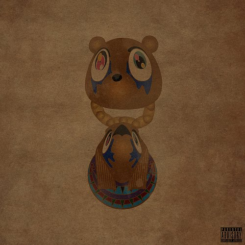 runaway kanye west album artwork. Kanye West – Dark Twisted