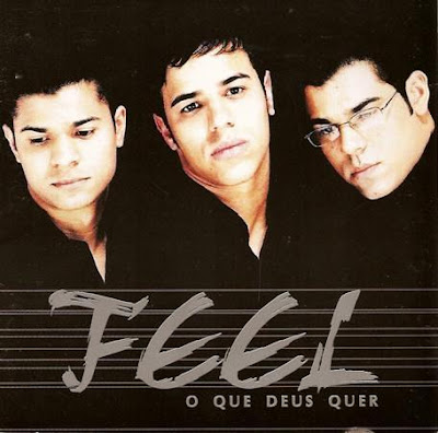 Feel - O Que Deus Quer (Voz e Play Back)