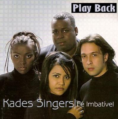 Kades Singers   Fé Imbatível (2004) Play Back | músicas