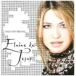 Elaine De Jesus - Sala do Trono - Playback