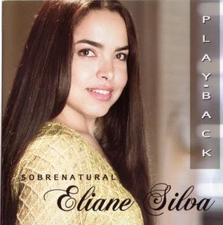 Eliane Silva   Sobrenatural (2004) Play Back | músicas