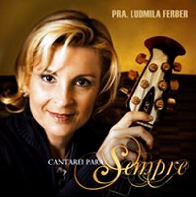 Ludmila Ferber - Cantarei Para Sempre (2008)