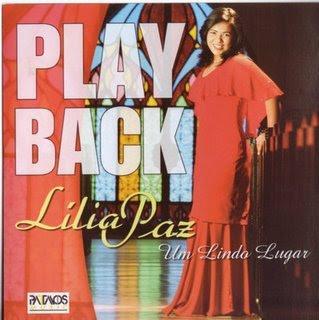 Lília Paz   Um Lindo Lugar (Play Back) | músicas