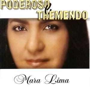 Download CD Mara Lima   Poderoso e Tremendo