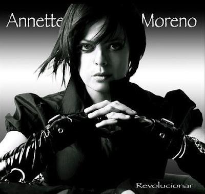 Annette Moreno – Revolucionar (2008)