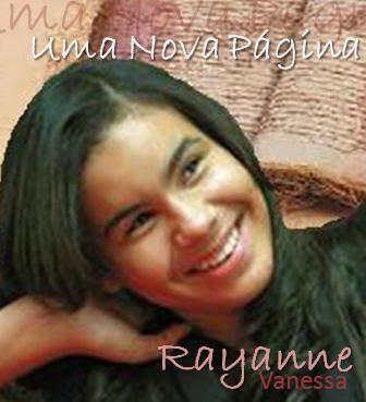 Rayanne Vanessa - Uma Nova Página (2009)
