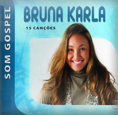 CD Bruna Karla - Som Gospel