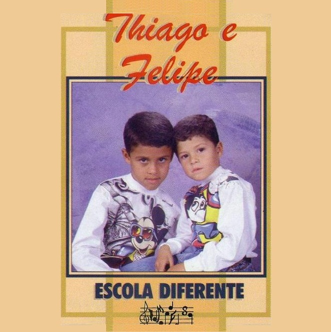 Thiago e Felipe – Escola Diferente (1996)