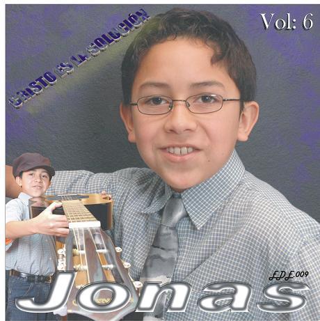 Jonas – Cristo És La Solución (2009)