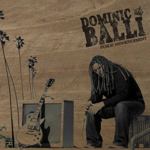 Download CD Dominic Balli   Public Announcement