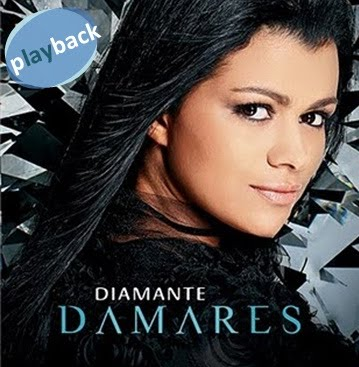 Download CD PlayBack Damares   Diamante