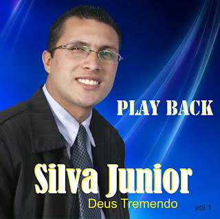 Download CD Silva Júnior – Deus Tremendo (Playback)