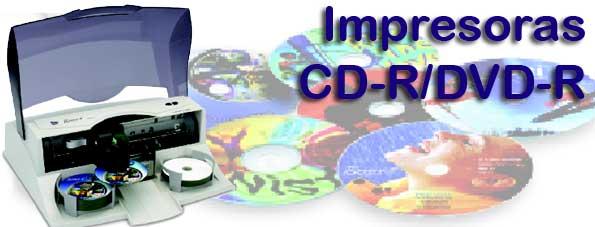 impresoras para cd y dvd:
