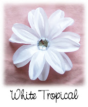 "5"" White Tropical"
