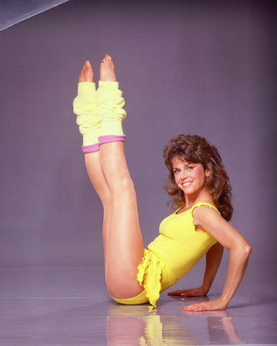 jane fonda to release new exercise dvd Columbia and Ed Fast,