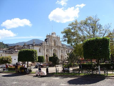Santiago de los Caballeros de Guatemala