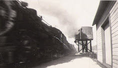 Steam Locomotive in Boswell