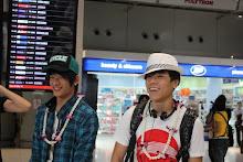 During Pattaya festival..