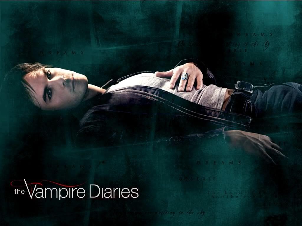 The Vampire Diaries Damonsalvatore