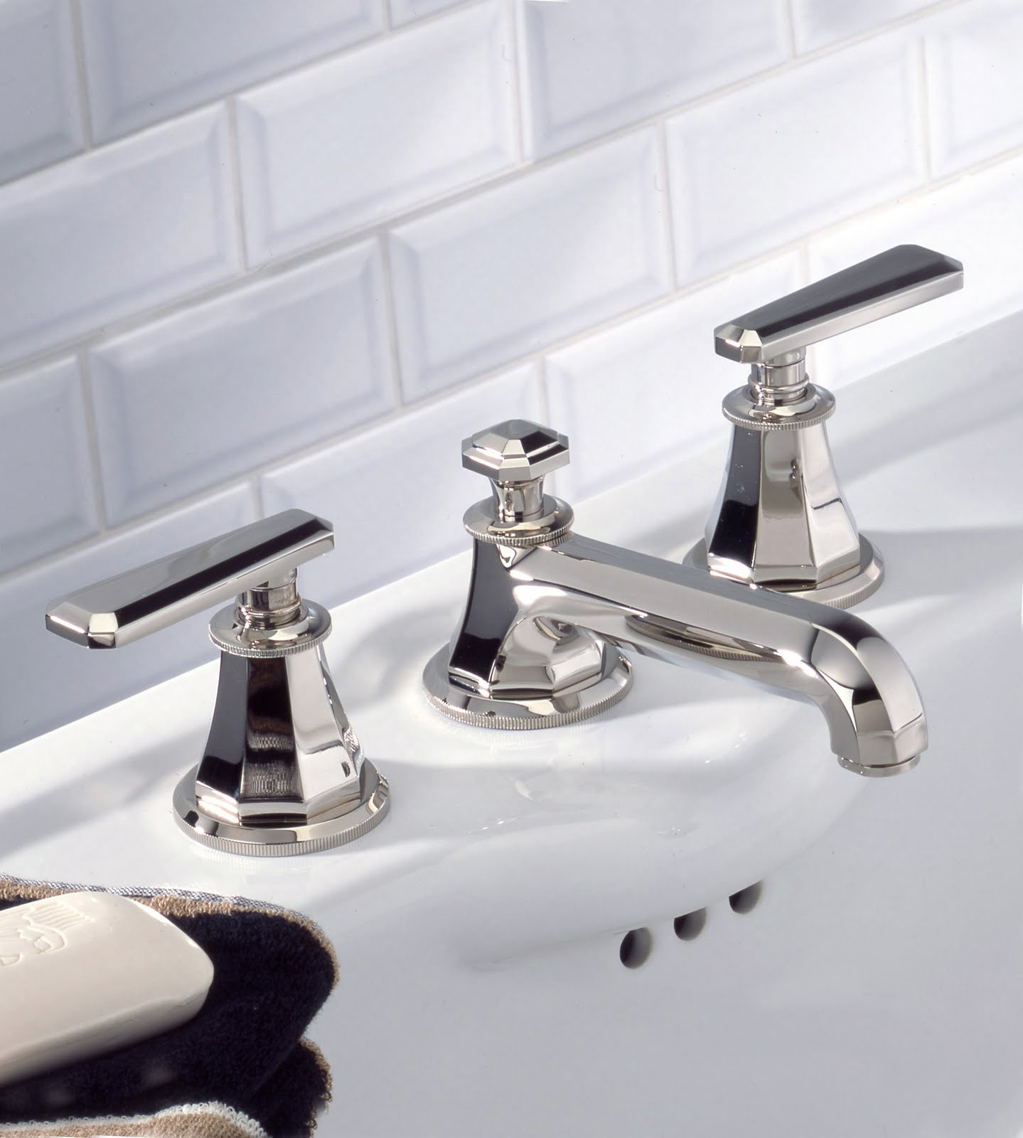 Art deco bathroom faucets - This Beautiful Art Deco Faucet Just Crossed My In Box And May Very Well Find Its Way Into My Next Bathroom It Comes From A Company Called Thg