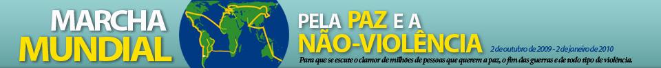 Marcha Mundial pela Paz e Não-Violência - Curitiba
