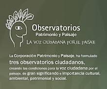 Observatorios Patrimonio y Paisaje