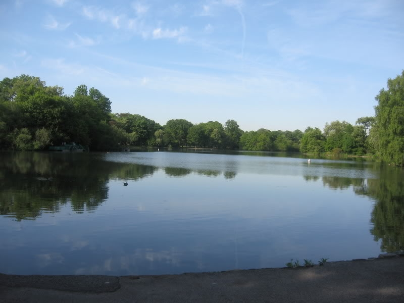 fly fishing in prospect park lake the great lakes of nyc
