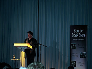 Neil Gaiman Reading