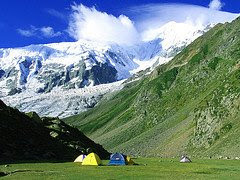 BASE CAMP RAKAPOSHI NAGAR