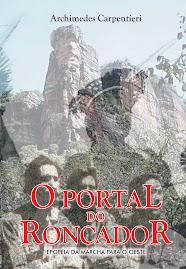 livro O PORTAL DO RONCADOR