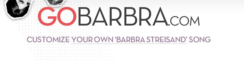 Barbra Streisand Generator