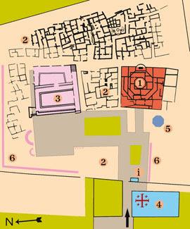 Lugar, Plano de Cafarnaum