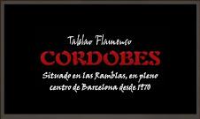 "TABLAO ""CORDOBÉS"" BARCELONA"