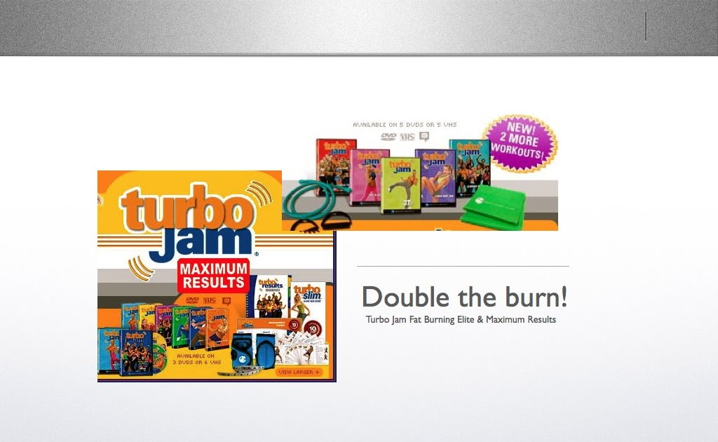 Turbo Jam: FAT BLASTER (DVD, 2007) | eBay
