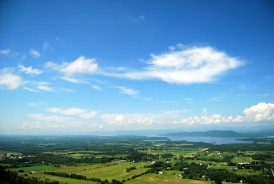 Mt. Philo State Park, Happy Vermont