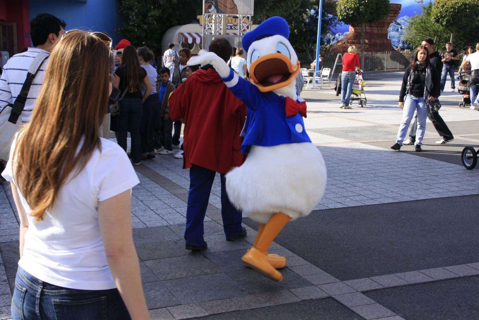 tasse donald duck