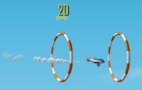 Stunt Pilot Flash Game